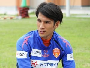 前半戦を2位で折り返したレノファ山口 三幸秀稔主将「本当にこんなサッカーできるのかな、から始まった」(前編)